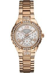 Наручные часы Guess W0111L3, стоимость: 7460 руб.