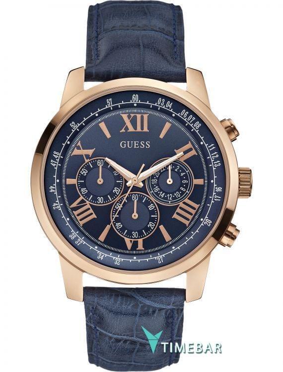 Наручные часы Guess W0380G5, стоимость: 6880 руб.