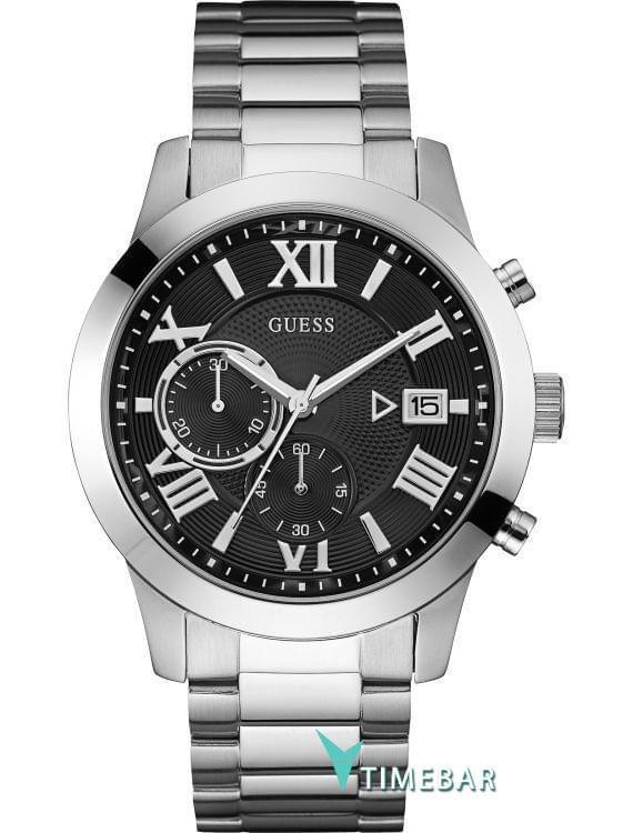 Наручные часы Guess W0668G3, стоимость: 10490 руб.