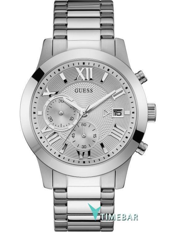 Наручные часы Guess W0668G7, стоимость: 9090 руб.