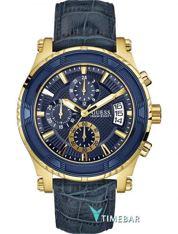 Наручные часы Guess W0673G2, стоимость: 6420 руб.