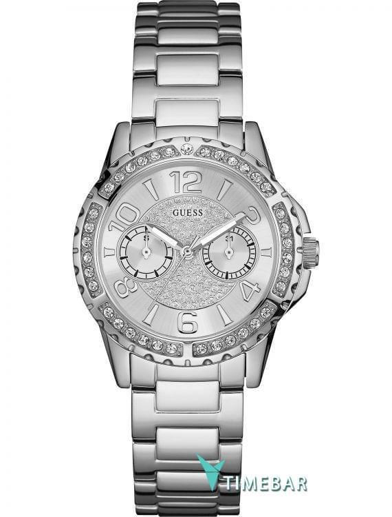 Наручные часы Guess W0705L1, стоимость: 8560 руб.