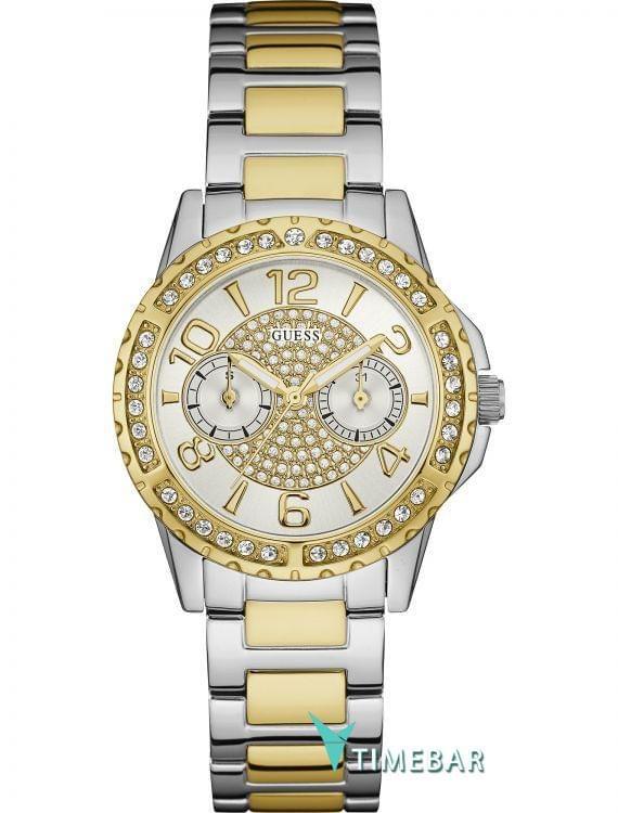 Наручные часы Guess W0705L4, стоимость: 5500 руб.