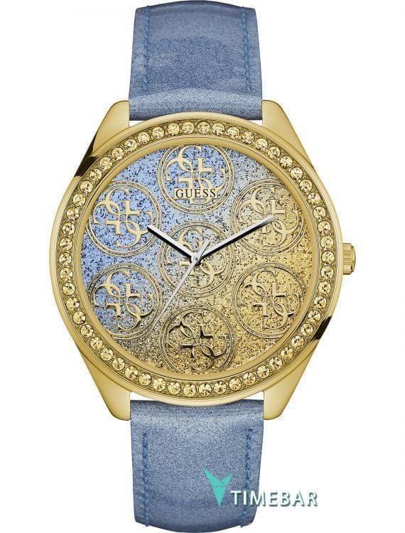Наручные часы Guess W0753L2, стоимость: 6410 руб.