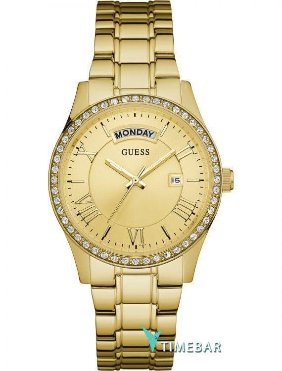 Наручные часы Guess W0764L2, стоимость: 5500 руб.