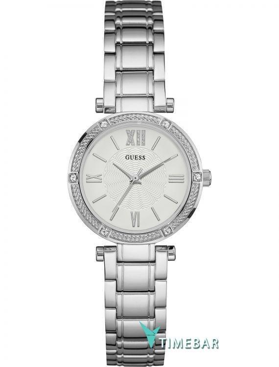 Наручные часы Guess W0767L1, стоимость: 7840 руб.