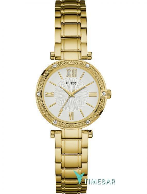 Наручные часы Guess W0767L2, стоимость: 7840 руб.
