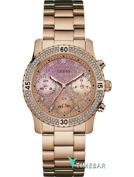 Наручные часы Guess W0774L3, стоимость: 6880 руб.