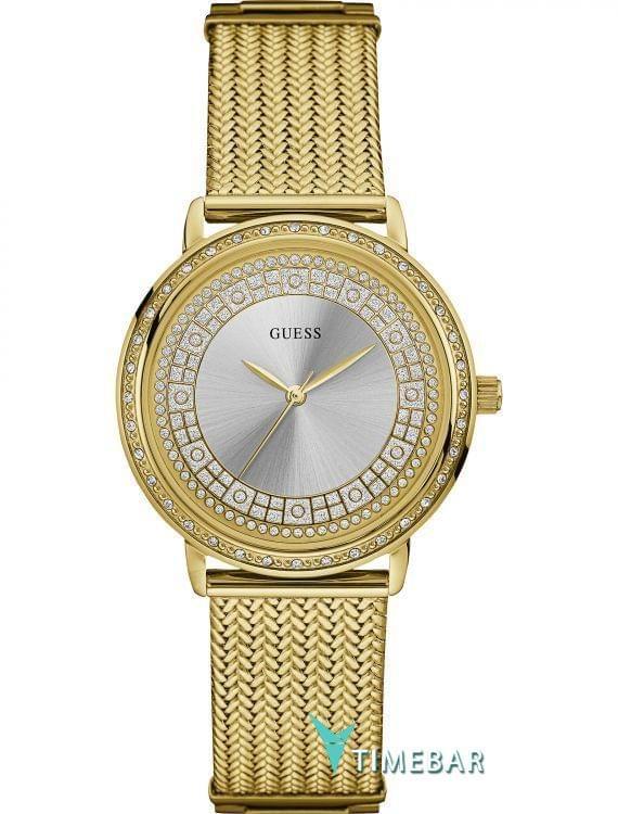 Наручные часы Guess W0836L3, стоимость: 5460 руб.