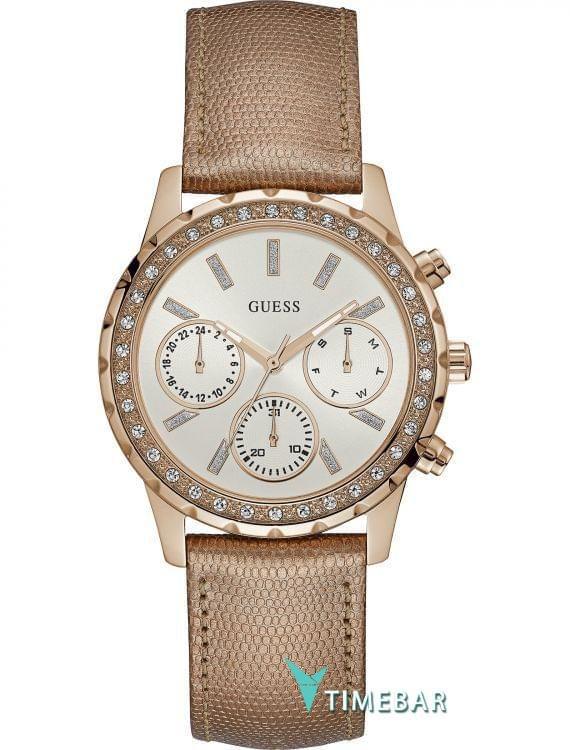 Наручные часы Guess W0903L3, стоимость: 8150 руб.
