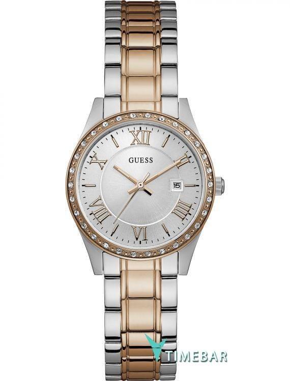 Наручные часы Guess W0985L3, стоимость: 6930 руб.