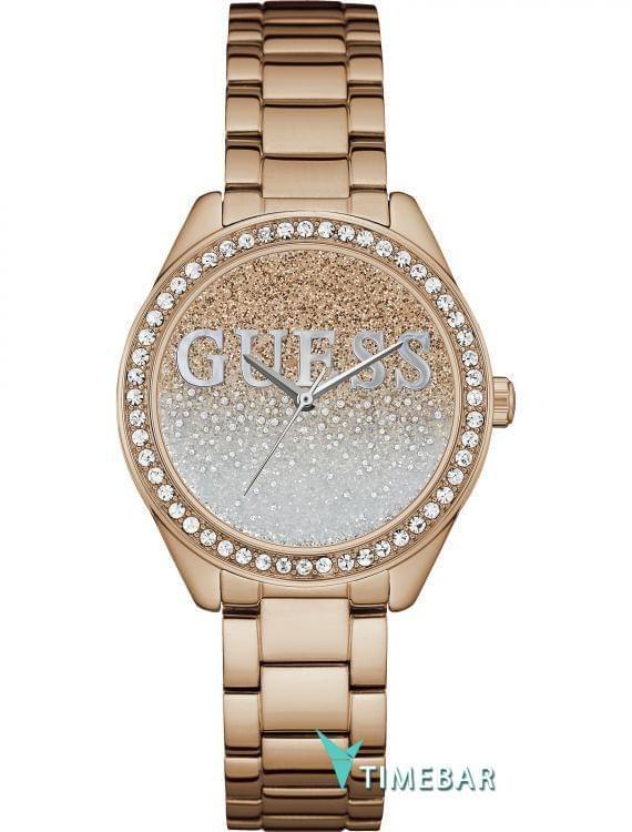 Наручные часы Guess W0987L3, стоимость: 8560 руб.
