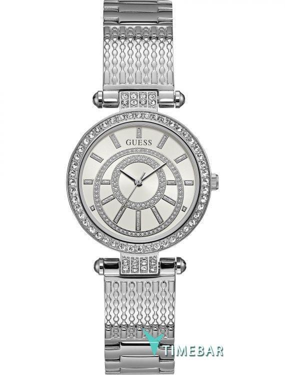 Наручные часы Guess W1008L1, стоимость: 8280 руб.
