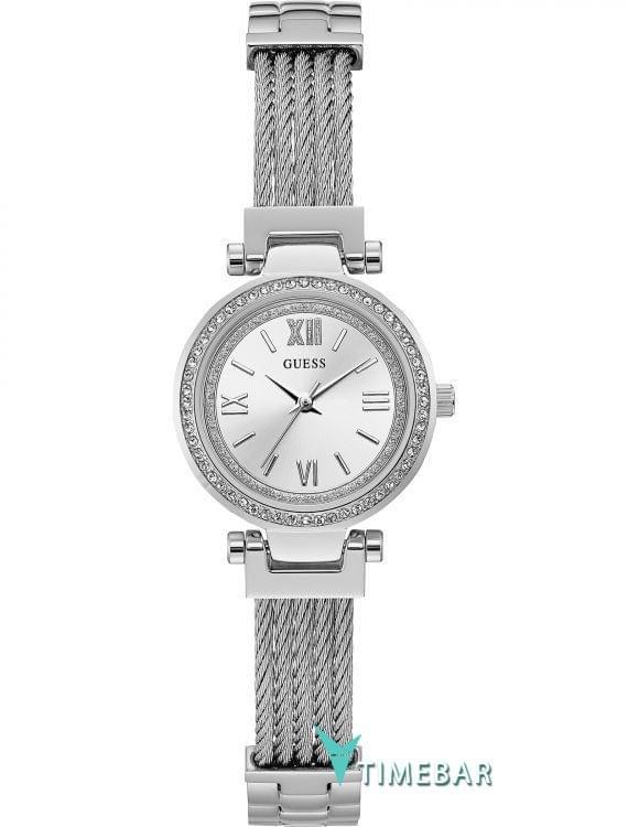 Наручные часы Guess W1009L1, стоимость: 8390 руб.