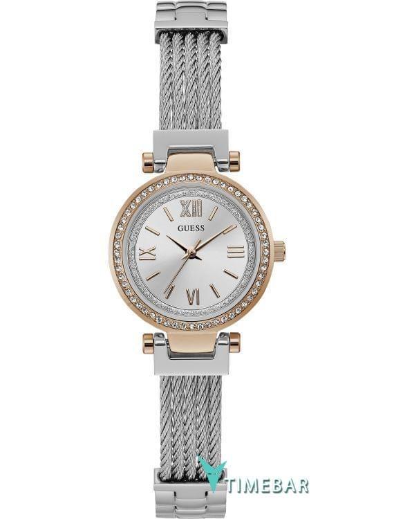 Наручные часы Guess W1009L4, стоимость: 8440 руб.