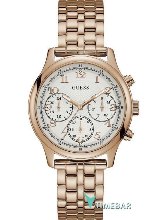 Наручные часы Guess W1018L3, стоимость: 13290 руб.
