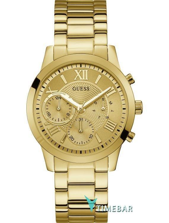 Наручные часы Guess W1070L2, стоимость: 10850 руб.