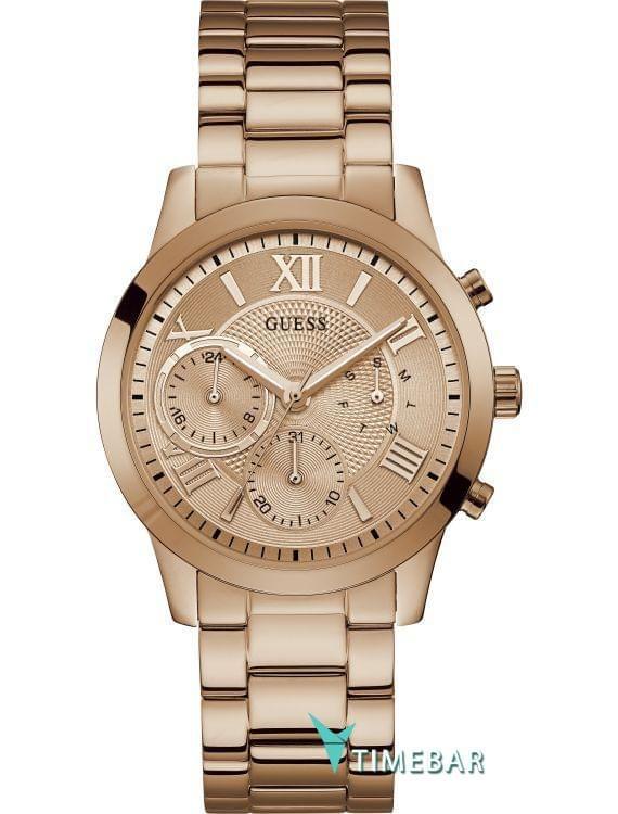 Наручные часы Guess W1070L3, стоимость: 11890 руб.