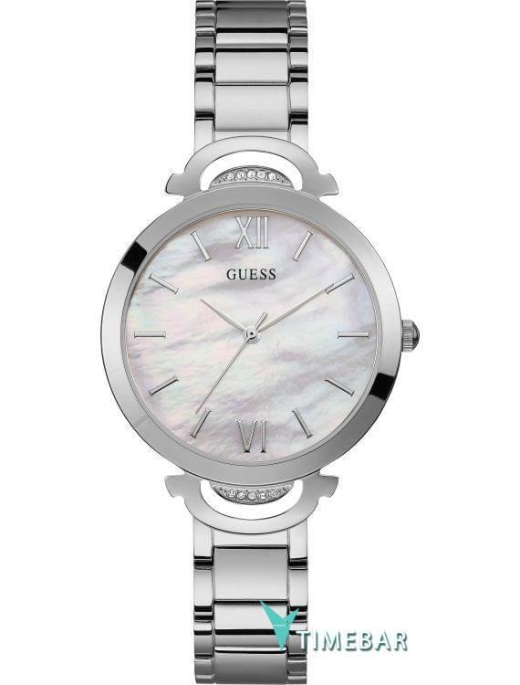Наручные часы Guess W1090L1, стоимость: 5990 руб.