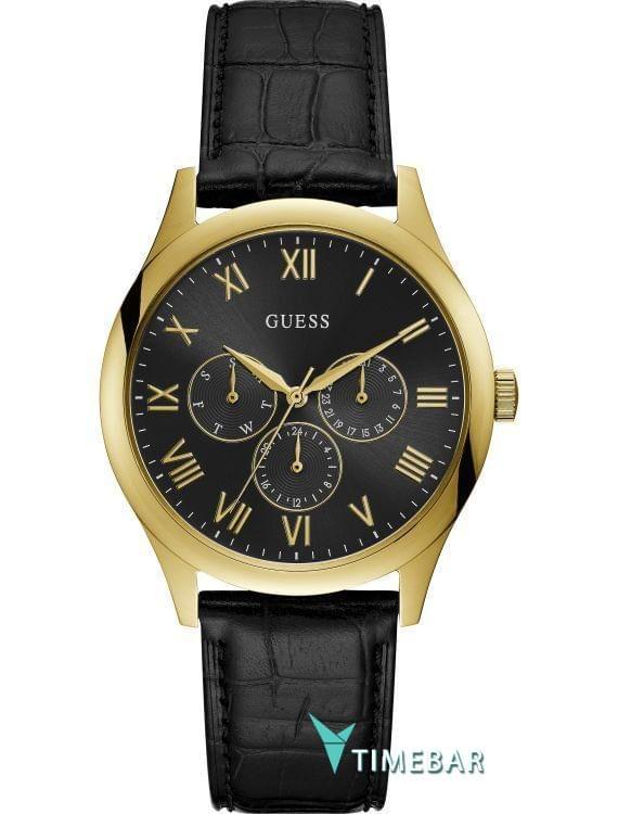 Наручные часы Guess W1130G3, стоимость: 5350 руб.