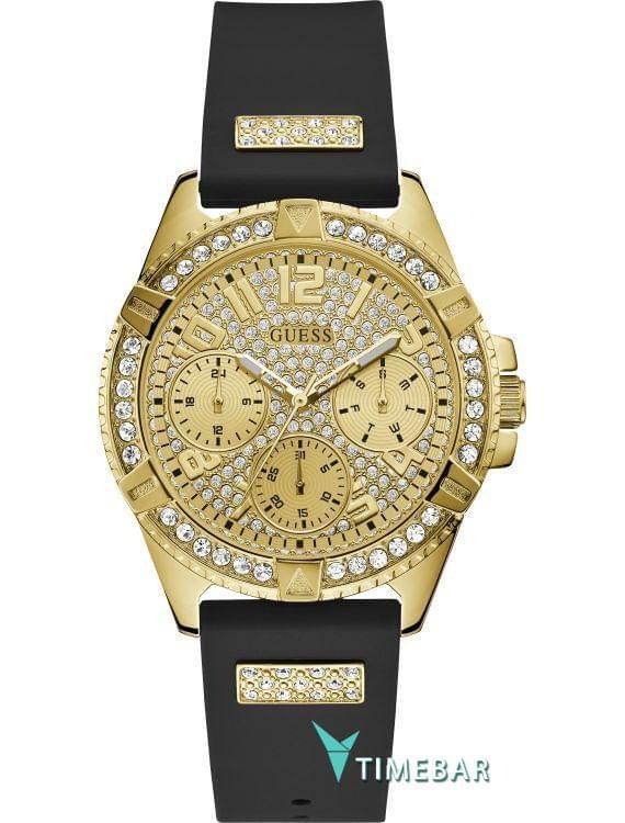 Наручные часы Guess W1160L1, стоимость: 9090 руб.