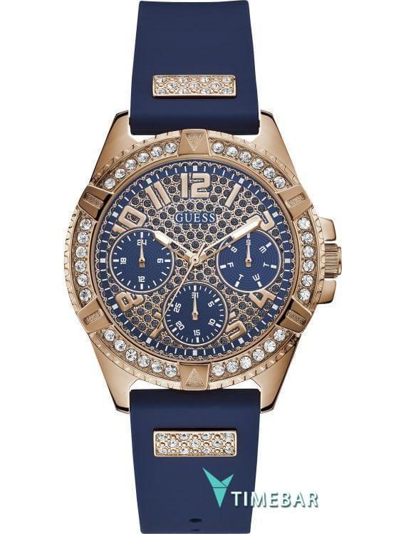 Наручные часы Guess W1160L3, стоимость: 8560 руб.