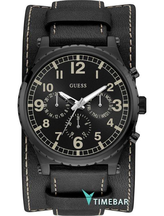 Наручные часы Guess W1162G2, стоимость: 9270 руб.