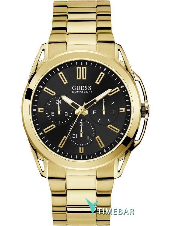 Наручные часы Guess W1176G3, стоимость: 9030 руб.