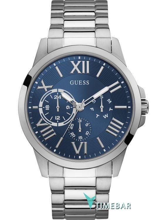 Наручные часы Guess W1184G4, стоимость: 9790 руб.