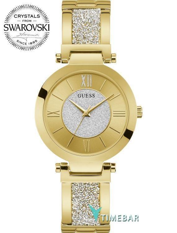 Наручные часы Guess W1288L2, стоимость: 10490 руб.