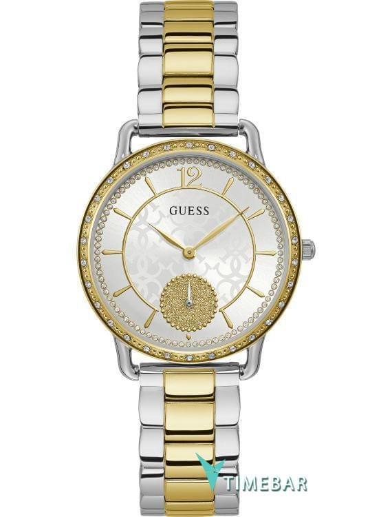 Наручные часы Guess W1290L1, стоимость: 6870 руб.