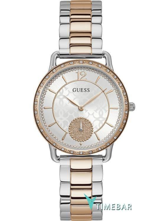 Наручные часы Guess W1290L2, стоимость: 6490 руб.