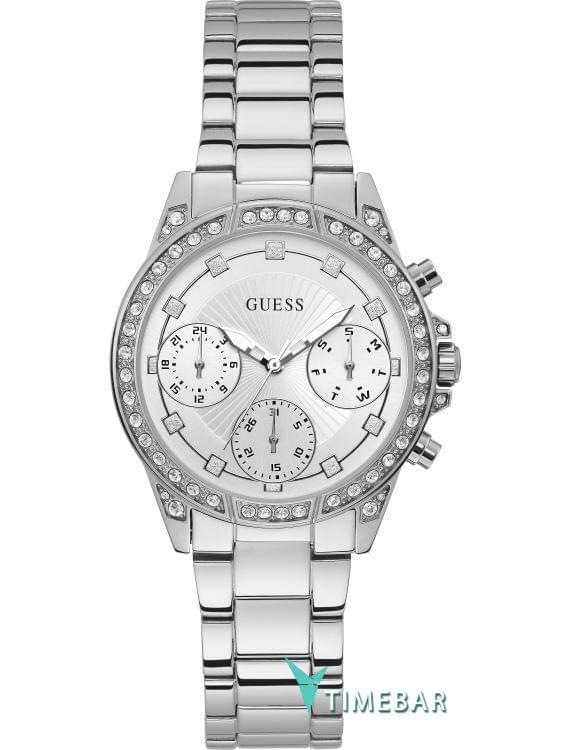 Наручные часы Guess W1293L1, стоимость: 9450 руб.