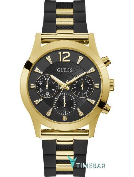 Наручные часы Guess W1294L1, стоимость: 9090 руб.