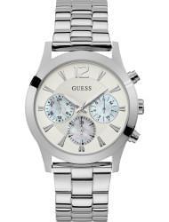 Наручные часы Guess W1295L1, стоимость: 9090 руб.