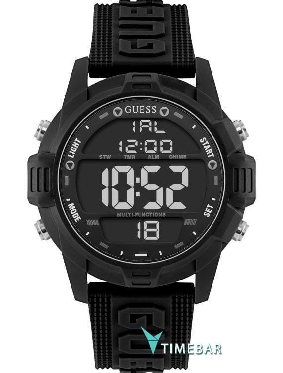 Наручные часы Guess W1299G1, стоимость: 4190 руб.