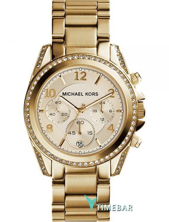 Наручные часы Michael Kors MK5166, стоимость: 19090 руб.
