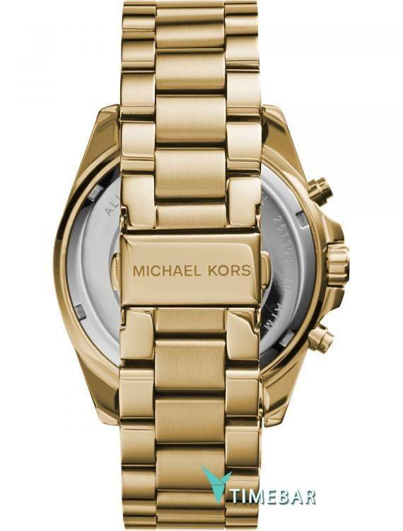 Наручные часы Michael Kors MK5605, стоимость: 14990 руб.. Фото №3.