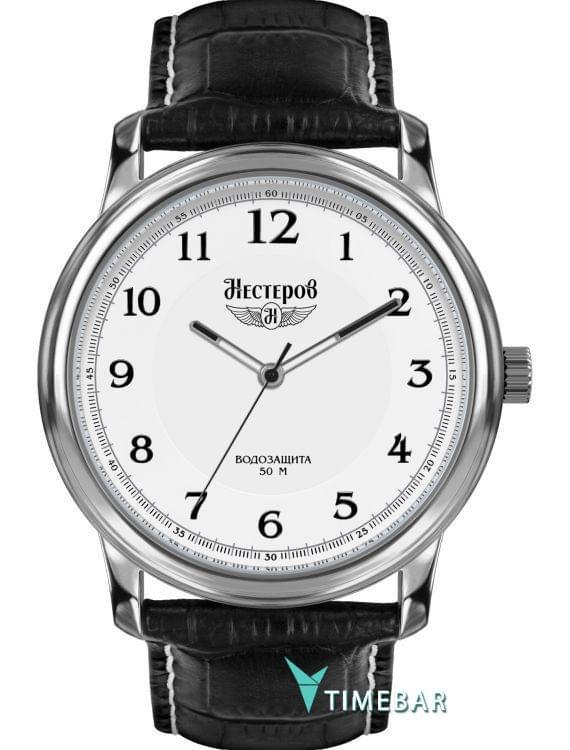 Наручные часы Нестеров H0282B02-01A, стоимость: 6290 руб.