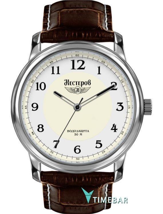 Наручные часы Нестеров H0282B02-11FA, стоимость: 5450 руб.