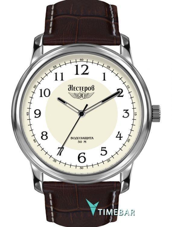 Часы Нестеров H0282C02-11FA, стоимость: 8050 руб.