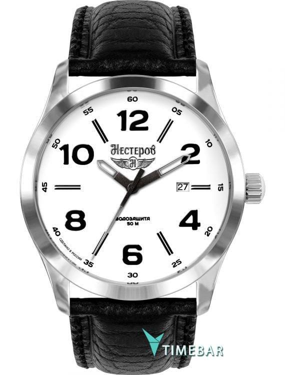Наручные часы Нестеров H0959B02-03A, стоимость: 4330 руб.