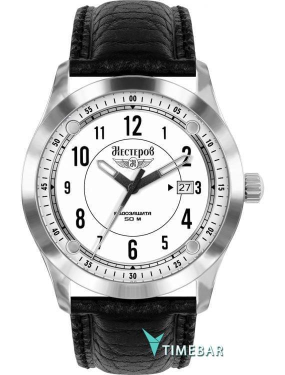 Наручные часы Нестеров H0959E02-05A, стоимость: 7500 руб.