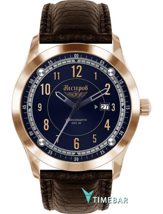 Наручные часы Нестеров H0959E52-15B, стоимость: 6500 руб.