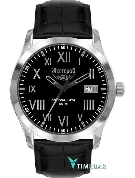 Часы Нестеров H0959F02-03E, стоимость: 7840 руб.