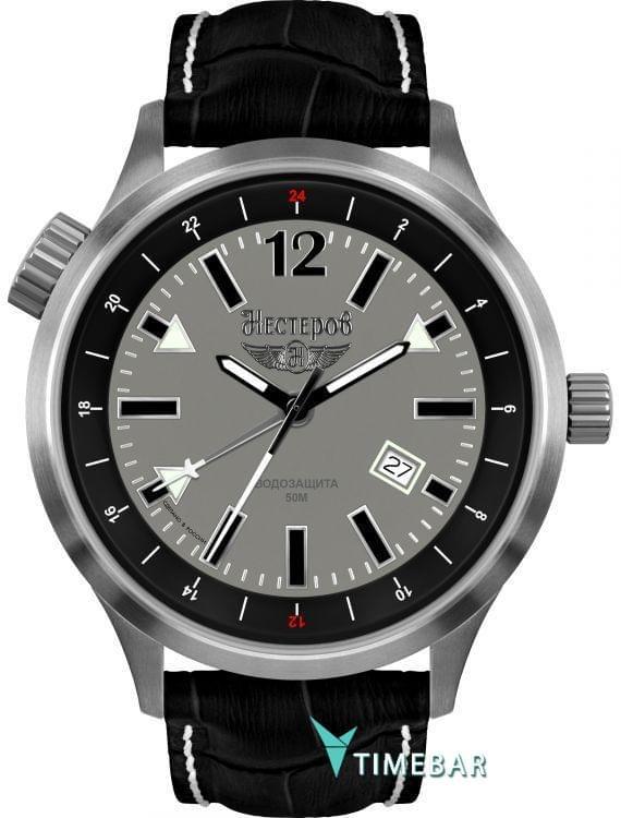 Наручные часы Нестеров H2467A02-04G, стоимость: 6860 руб.