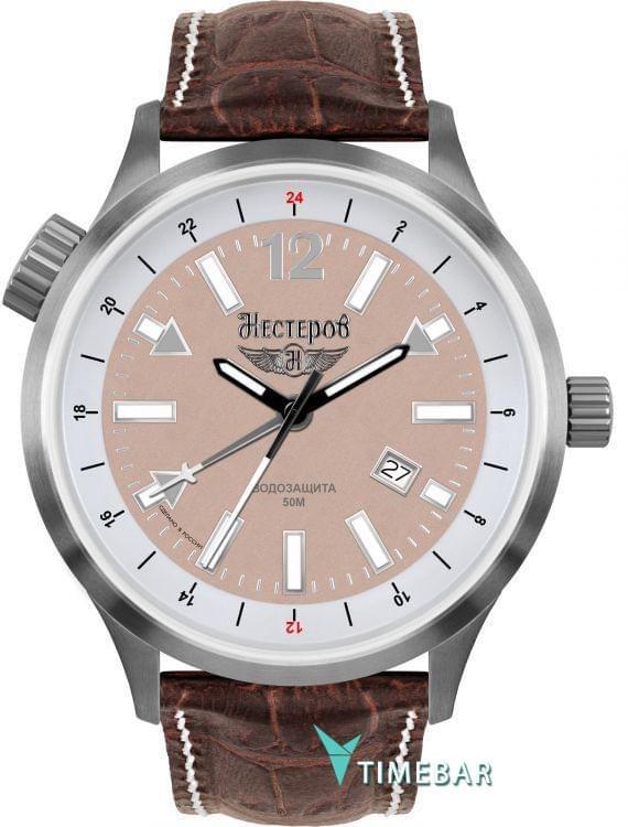 Наручные часы Нестеров H2467A02-14F, стоимость: 6860 руб.
