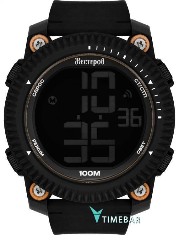 Часы Нестеров H259458-15E, стоимость: 4190 руб.