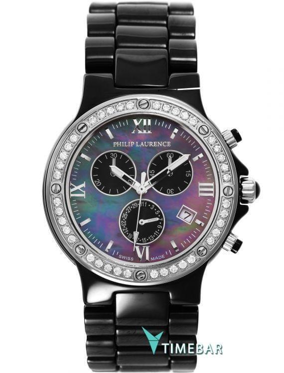 Наручные часы Philip Laurence PA24042-24PB, стоимость: 18480 руб.
