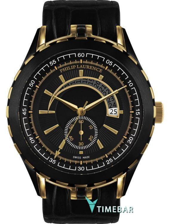 Часы Philip Laurence PG255ES3-13B, стоимость: 14900 руб.